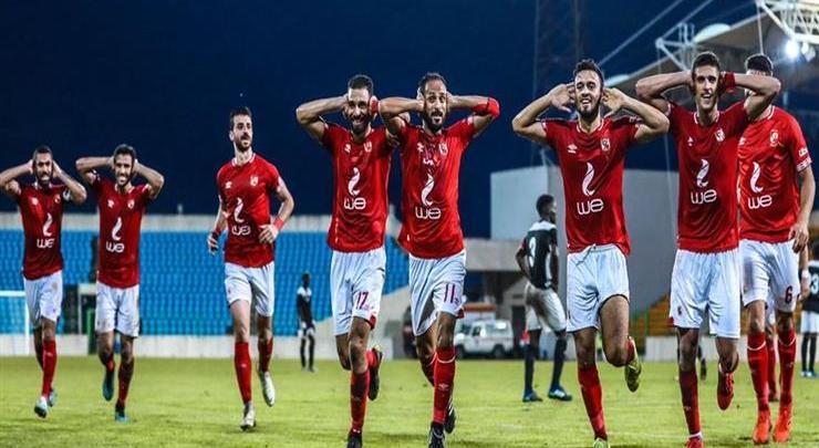 شاهد اهداف وملخص مباراة الاهلى ووادى دجلة اليوم في الدوري المصري