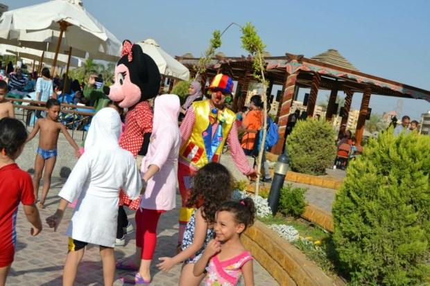 نادى حدائق الأهرام فى حفل عيد الفطر