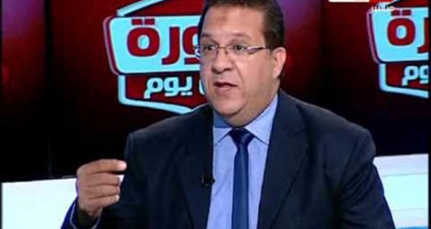 جلال ابراهيم نائب رئيس مجلس نادى الزمالك