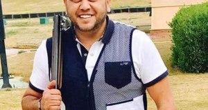محمد الشرقاوى بطل مصر وأفريقيا فى الرماية