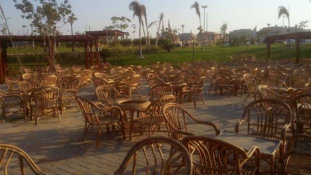 منطقة عائلات جديدة النادى الاهلى فرع الشيخ زايد