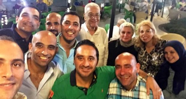 قائمة محمود السرنجاوى لانتخابات نادى الزهور