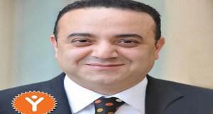 اسامة ابو زيد رئيس نادى الشمس