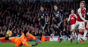 اهداف مانشستر يونايتد و الارسنال
