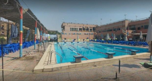 حمام سباحة نادي 15 مايو