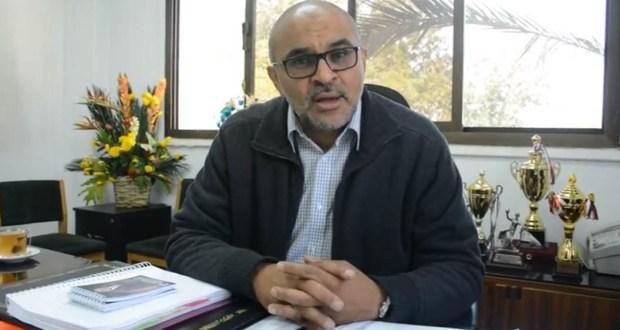 محمد الدمرداش رئيس نادى الزهور