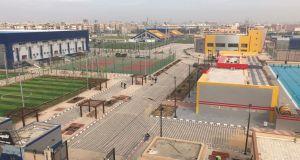 المدينة الرياضية فى بورسعيد 01