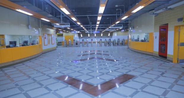 محطة مترو نادي الشمس