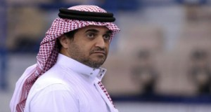 خالد البلطان رئيس نادي الشباب السعودي