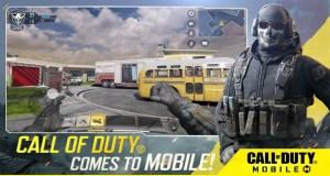 لعبة كول اوف ديوتي Call of Duty Mobile