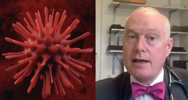 فيروس كورونا عبر الجهاز الهضمي