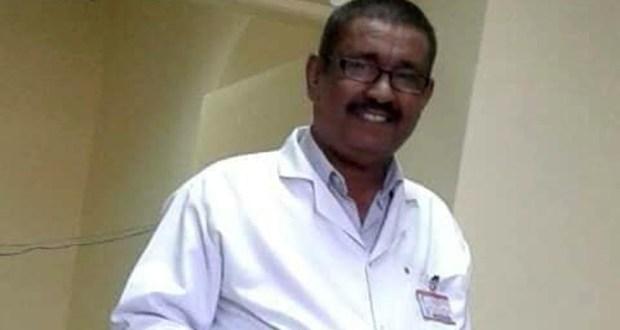 الدكتور عبد الناصر حسن نقيب العلاج الطبيعي بالأقصر
