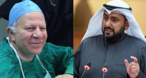 وزير الصحة الكويتي ينعي وفاة طبيب مصري في الكويت
