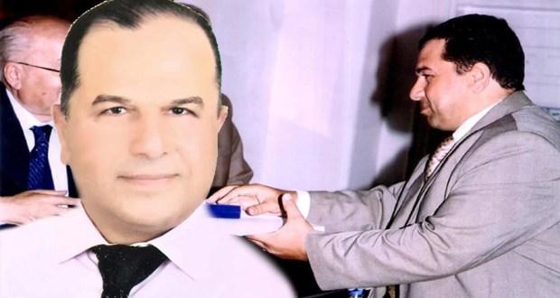 الدكتور علي حسن العربي
