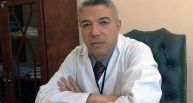 الدكتور محمد جمال الدين الشاهد أستاذ المسالك البولية ومدير مستشفي المقطم السابق