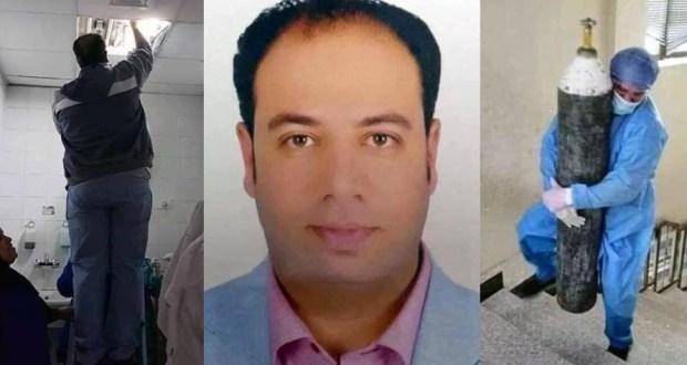 الدكتور محمد حشاد أخصائي الأطفال