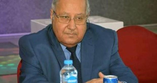 الدكتور محمود جابر مرسي نائب رئيس جامعة أسيوط الأسبق