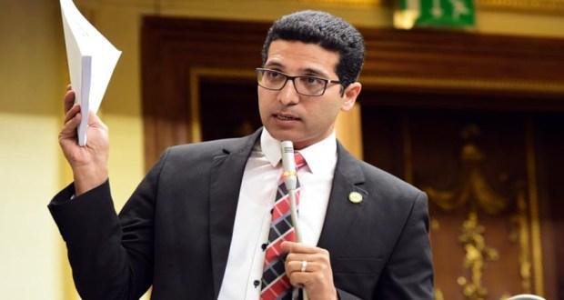 هيثم الحريري عضو مجلس النواب بالأسكندرية