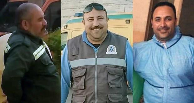 وفاة 3 سائقين إسعاف بالدقهلية بفيروس كورونا