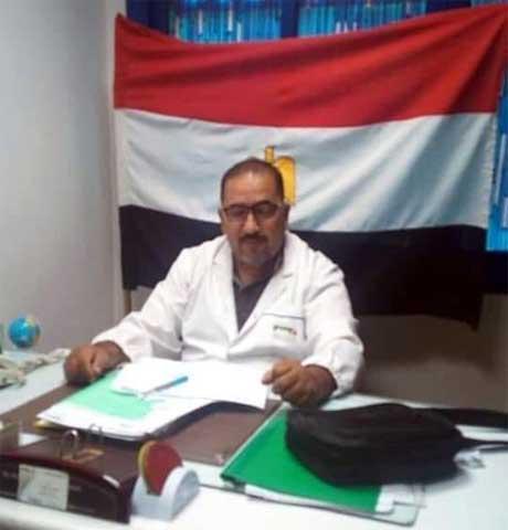 الدكتور محمد الديب، إستشاري أمراض الدم ببنك الدم