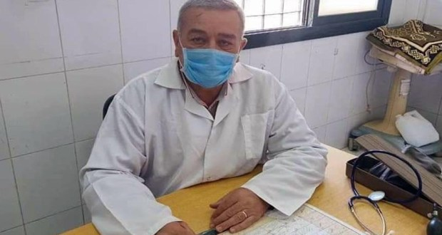 الدكتور محمد دياب إستشاري الحميات