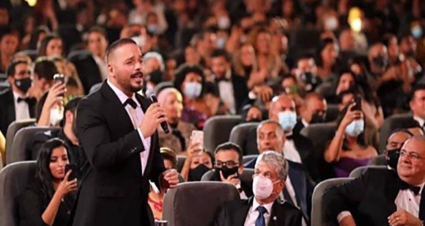 رامي عياش في مهرجان الجونة السينمائي