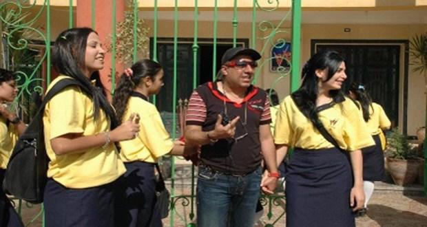 طالبات المدرسة