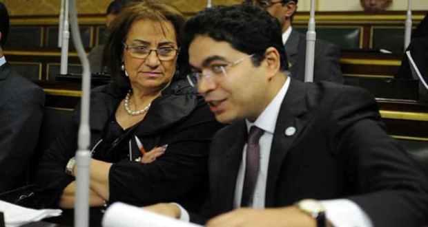 النائب ضياء الدين داوود، عضو مجلس النواب بدمياط