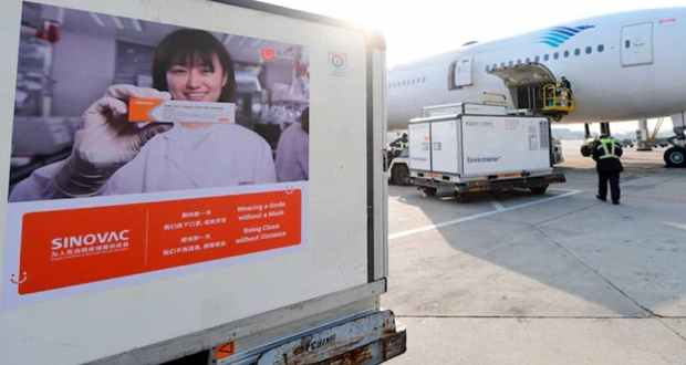 لقاح فيروس كورونا من شركة سينوفاك الصين