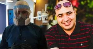 الدكتور باسم عياد، طبيب الأسنان ونائب مدير إدارة الأسنان بمديرية الشئون الصحية بمحافظة كفر الشيخ
