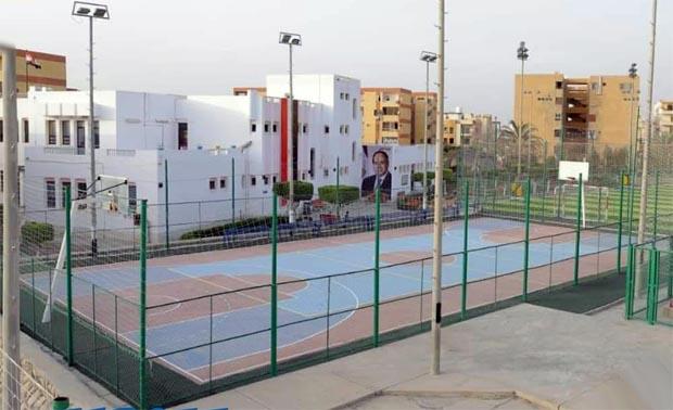 مركز شباب القاهرة الجديدة التجمع الخامس