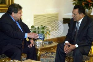 Mubarak and the Shakid War Criminal