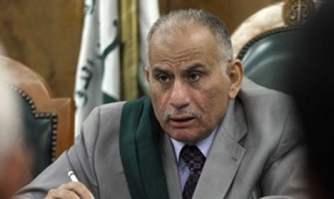 Judge Ahmed El-Shazly