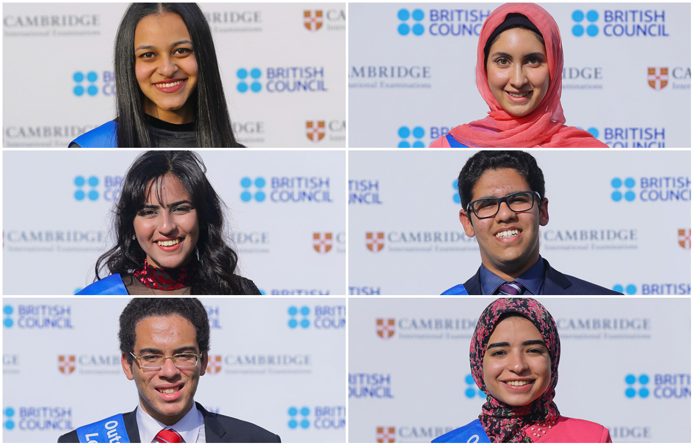 Six Egyptian Students Ranked First Worldwide In Various