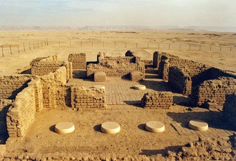Panehesy's House at Akhetaten
