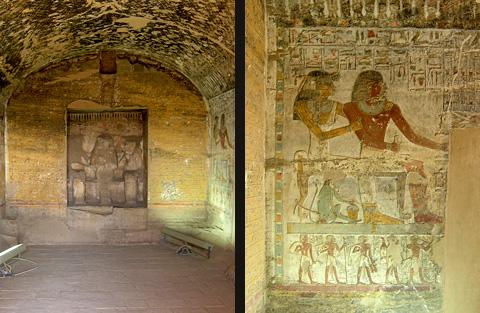 Tomb of Paheri