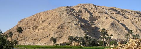 Tombs at el-Salamuni