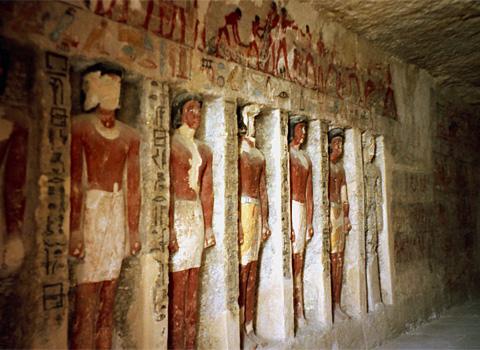 Statues of Irukaptah
