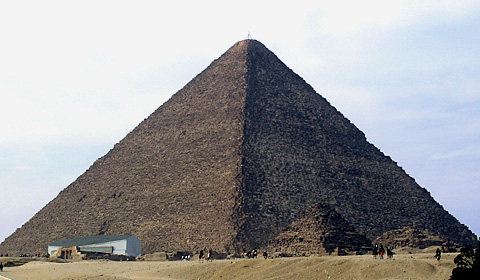 Pyramid of Khufu, Queens Pyramids and Solar Boat Museum
