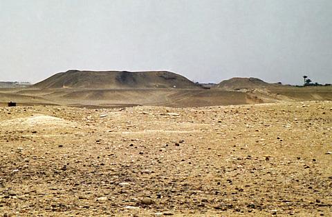 Northern Mastabas at Meidum