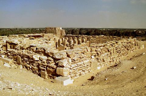 The Mastaba of Ptahshepses