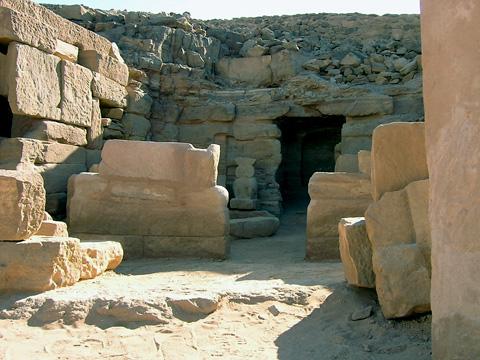 The Shrine of Ptah