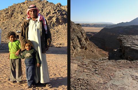 Sheikh Selim Barakhat and Mount Serabit