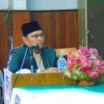 Kang Hilman Rosidi Raih Predikat Cum Laude Magister Universitas Al-Azhar Kairo