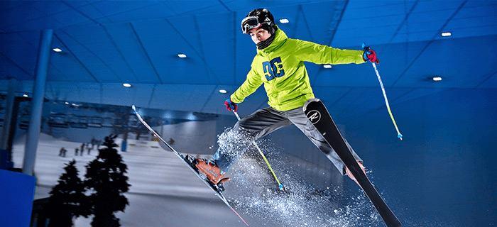 Ski Egypt - Mall of Egypt - Cairo - Egypt - Africa
