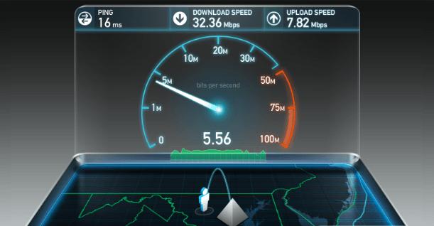 شرح سحب سرعة الإنترنت من الراوتر