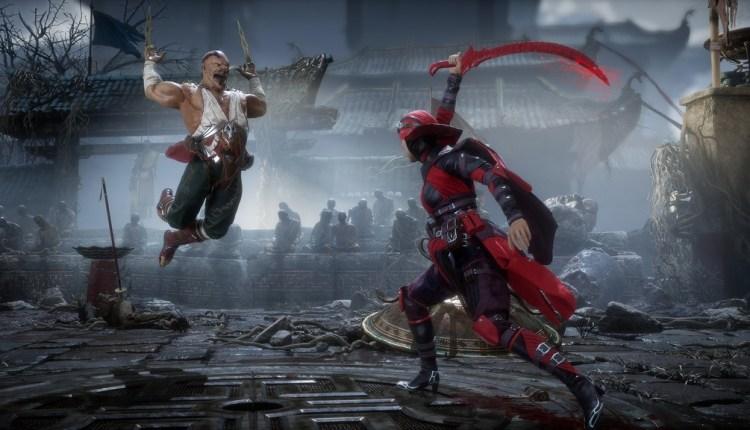 صور من داخل لعبة مورتال كومبات 11 Mortal Komba