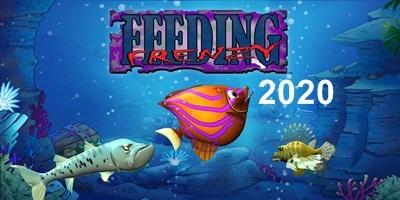 تحميل لعبة السمكة الشقية 2020 Feeding Frenzy