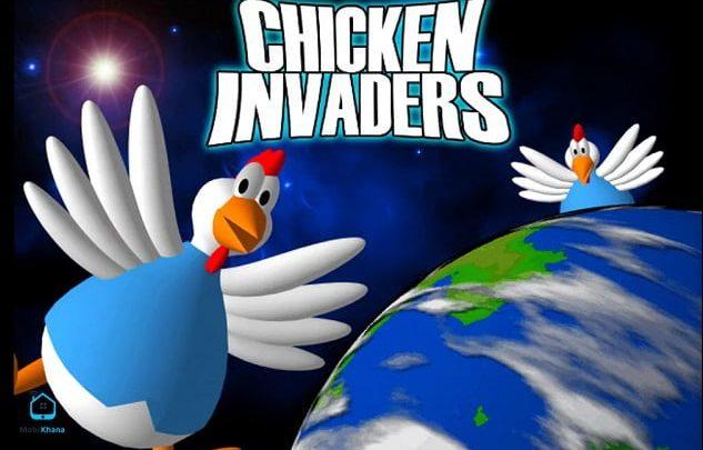 تحميل لعبة الفراخ 2020 الجديدة الدجاج في الفضاء
