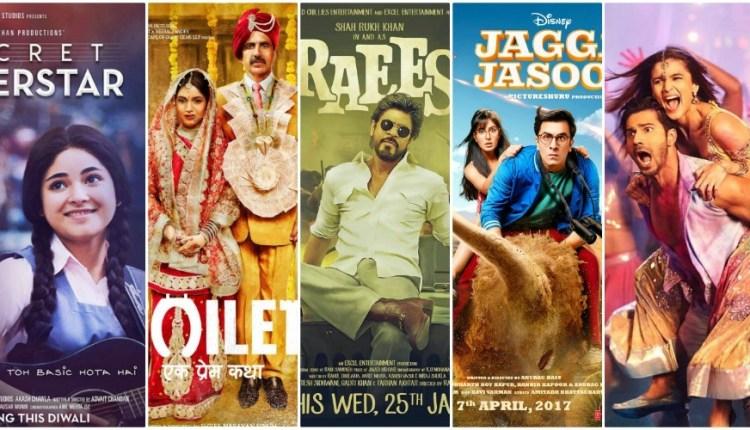 افضل الافلام الهندية لعام 2021